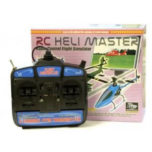 RC Heli Master with USB Transmitter Box Set - Mode 2