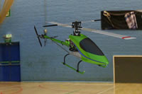 An advanced RC Helicopter Flight Sim
